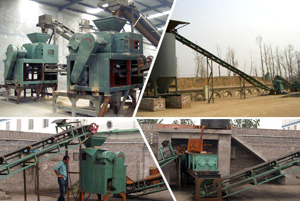 Hot Selling Excellent Quality Briquette Production Line
