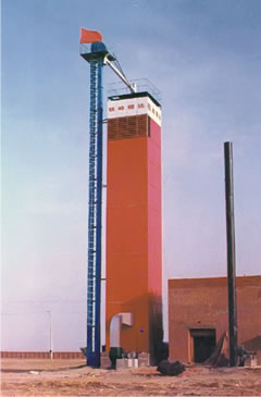 ZTZ серия башенный сушилка