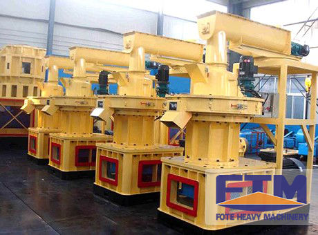 Advanced Wood Pellet Mill with Good Quality for Hot Sale