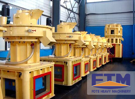 Latest Design Advanced Biomass Pellet Making Machine