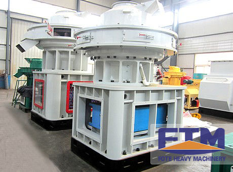 Reliable High Efficiency Biomass Pellet Mill for Sale