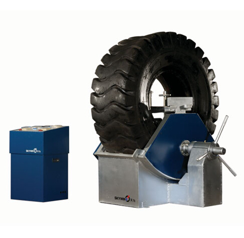 Вулканизатор части шины DB-1500