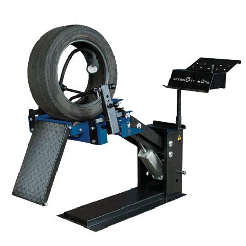 Напольная машина для расширения шин QD-62