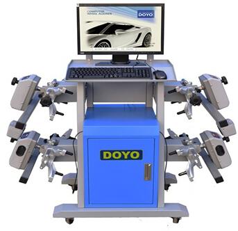 Computer Wheel Aligner