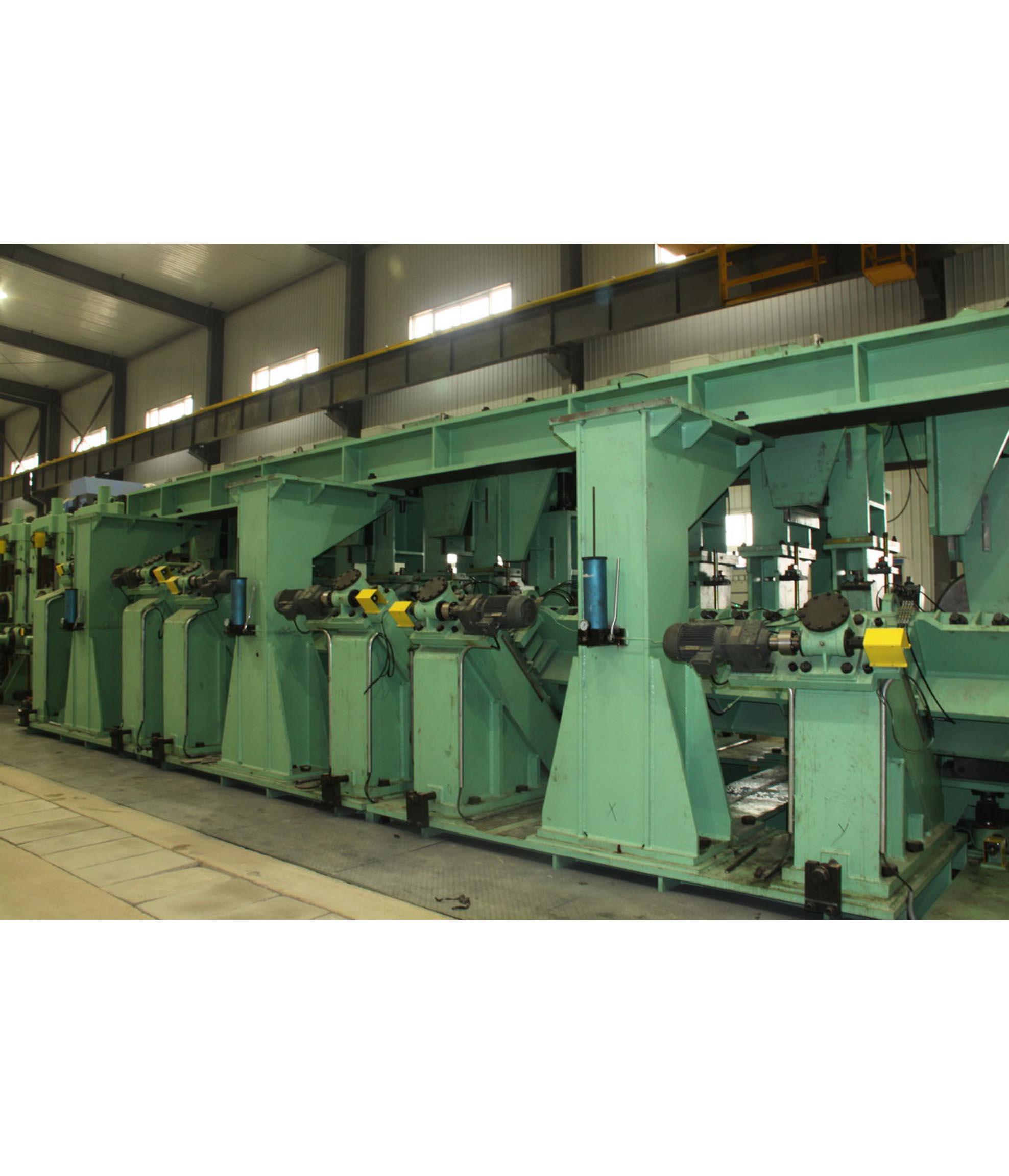 Трубосварочная линия производства SG630