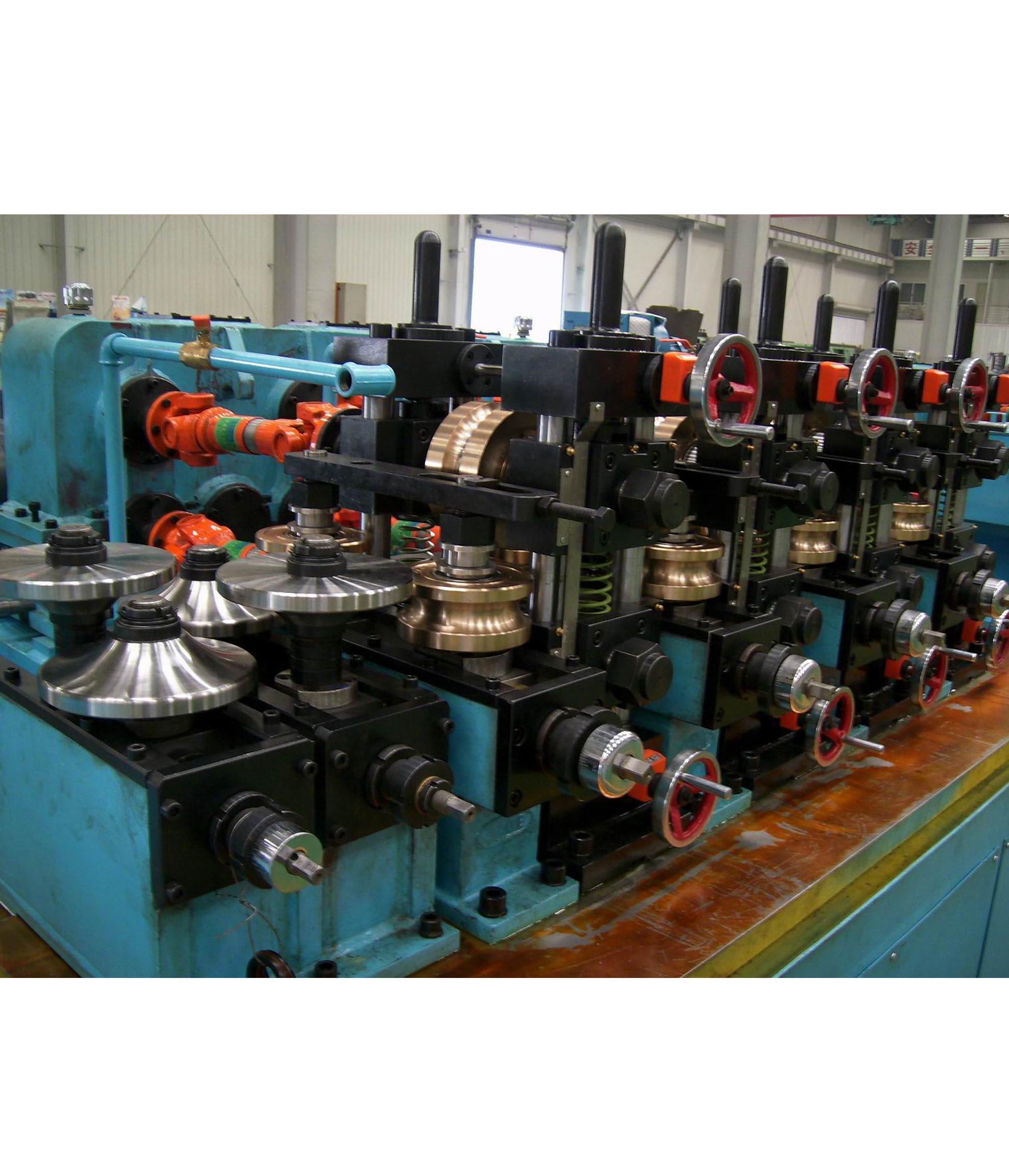 Линия производства титановой трубы SG40