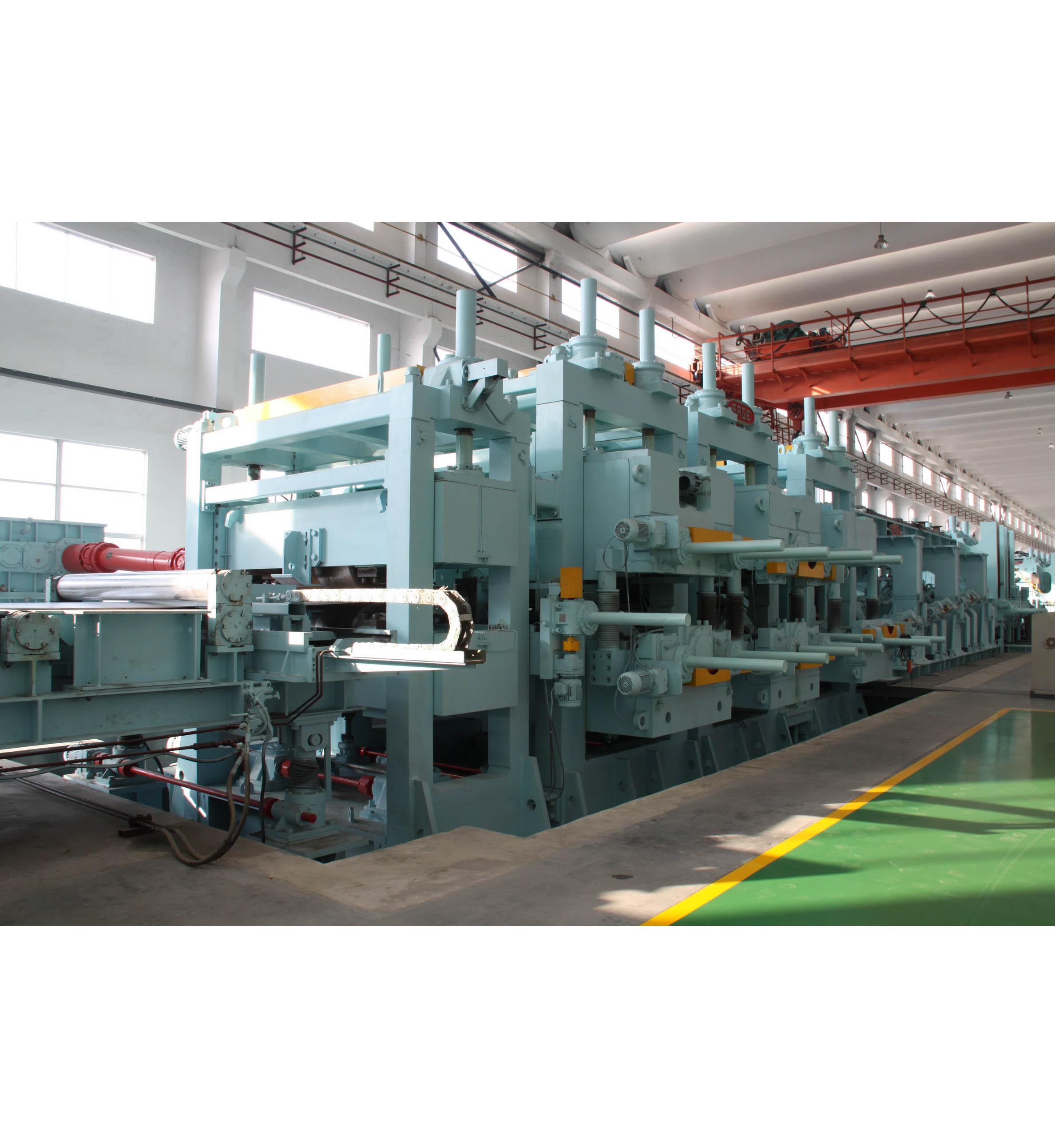 SG711 Линия производства сварочной трубы из нержавеющей стали