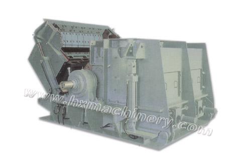 KRC系列环锤式碎煤机