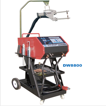 High quality welder for car body repair