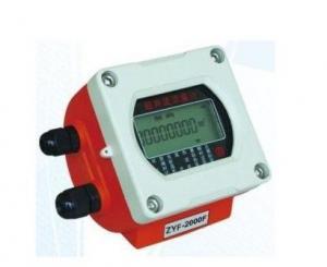 Неподвижно-одноблочный функциональный ультразвуковой расходомер