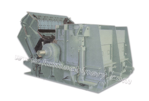 Машина для дробления угля типа кольцевого молота серии KRC