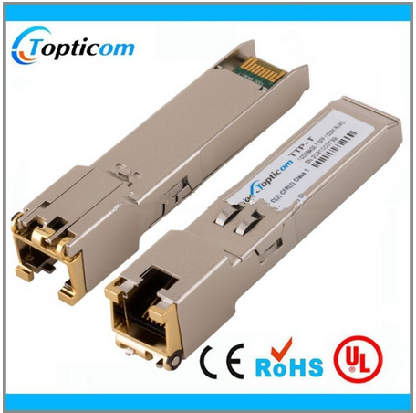 10G SFP RJ45, 10G Copper SFP, Copper SFP 10Gbs Optical Transceiver