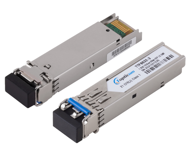 1.25G SFP Optical Transceiver