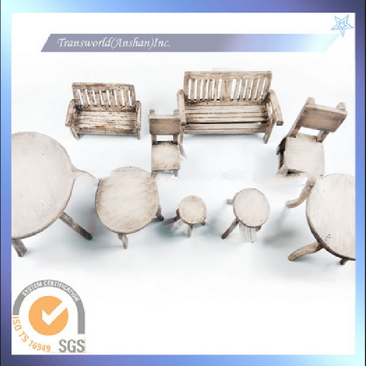New products 2015 home decore wood craft, wood craft furniture, art minds wood crafts, mini furniture