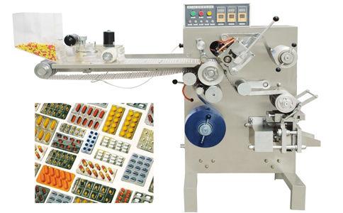 DPT190型铝塑泡罩包装机