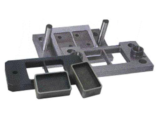 药品铝塑包装机模具冲载及异形模具