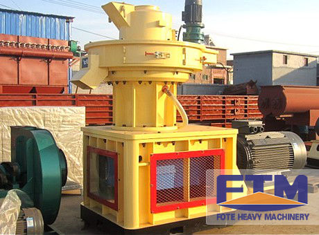 Latest Excellent Wood Pellet Mill for Hot Sale