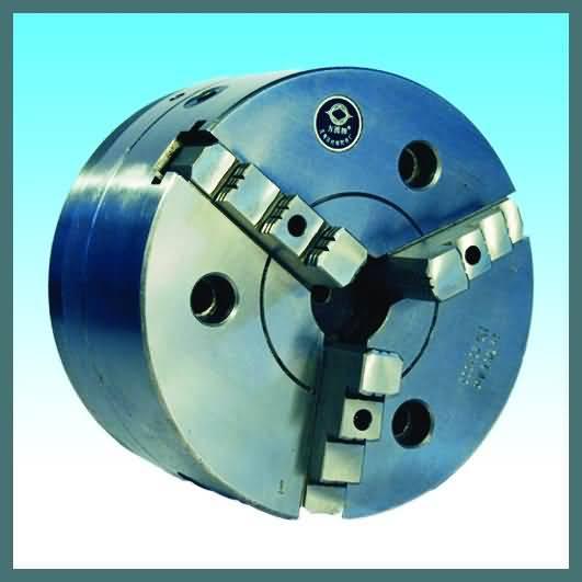 K93型斜齿条式高速动力卡盘