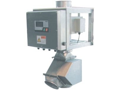 high sensitivity and stability, reliable,automatic metal detector for food processing industry