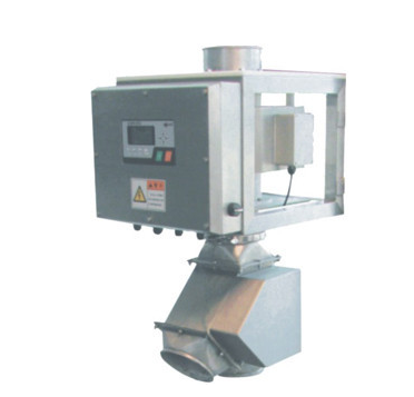 metal detector for food processing industry