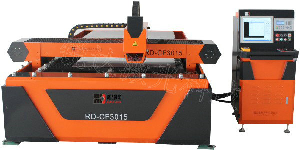 500W RD-CF3015光纤激光切割机