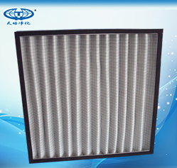 Плиточный воздушный фильтр серии DEGL