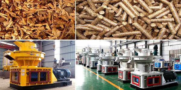 Making Wood Pellets Is New Green Energy