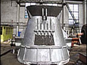 Оборудование плавки чугуна и выплавки стали