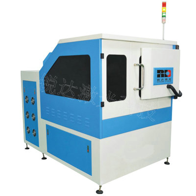 Полнозакрытая машина лазерной резки YAG RD-CY0505
