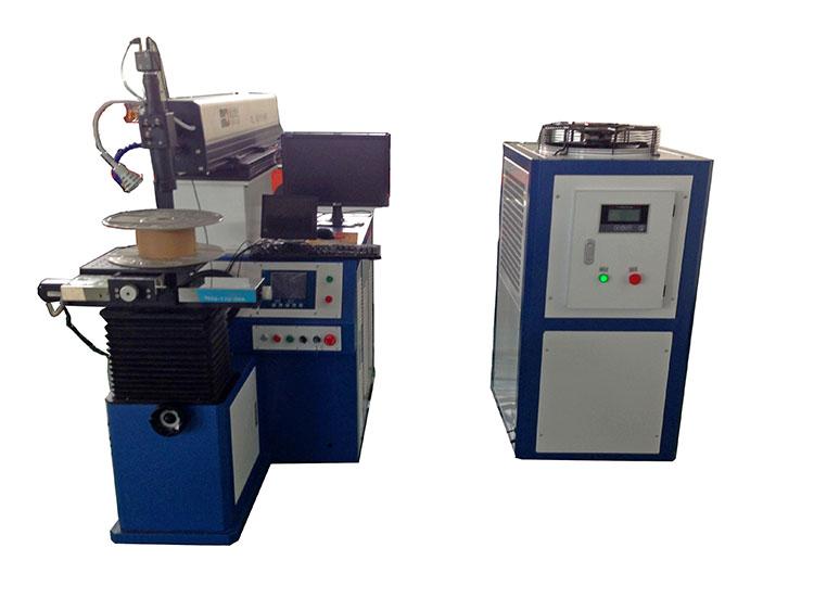 Автоматический лазерный станок для сварки