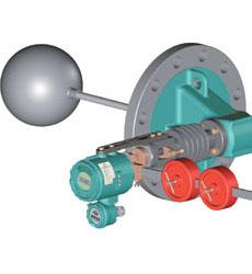 UQD型浮球液位变送器