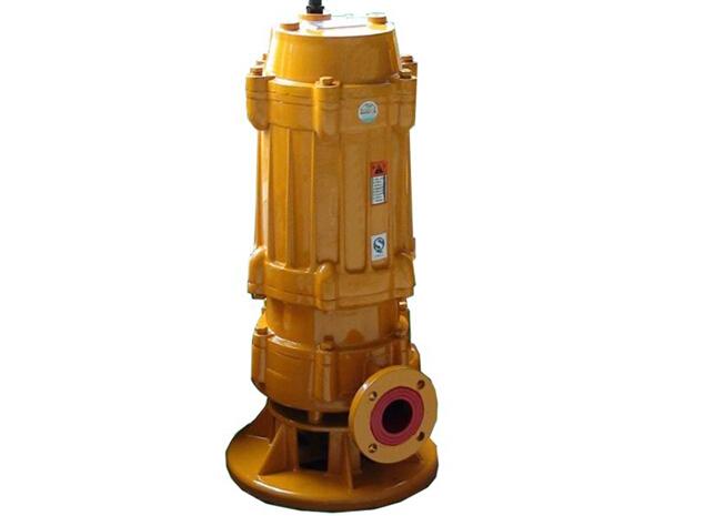 WQ Series Sewage Submersible Motor-pumps