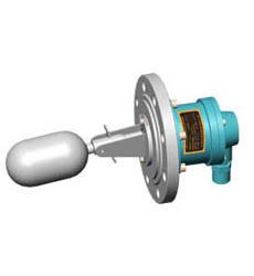 Контроллер для регулирования уровня жидкости с плавучим шариком типаUQK(S)-100
