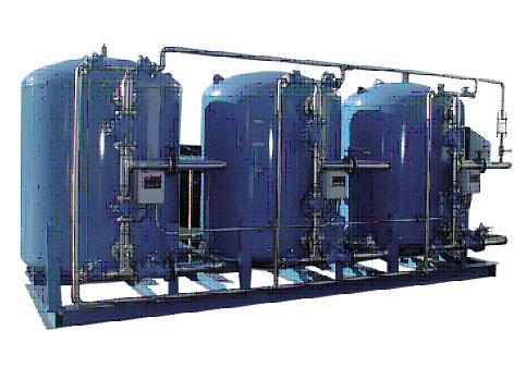 Выставка оборудования для умягчения воды