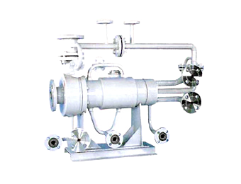 Full-steam-jacket type (K-S) Canned Motor Pump