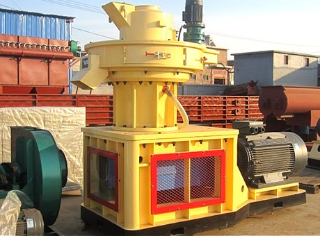 Straw Pellet Mill Machine/Fote Straw Pellet Mill/Straw Pellet Mill