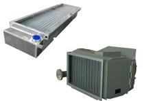 动车组变流器和变压器用冷却器