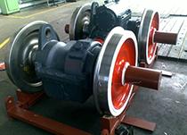 液力传动机车和动车组用车轴齿轮箱