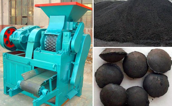 Fote Charcoal Briquetting Machine/the Best Charcoal Briquetting Machine Supplier