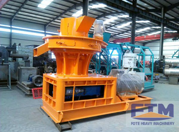 Small Wood Pellet Mill/Ring Die Wood Pellet Mill