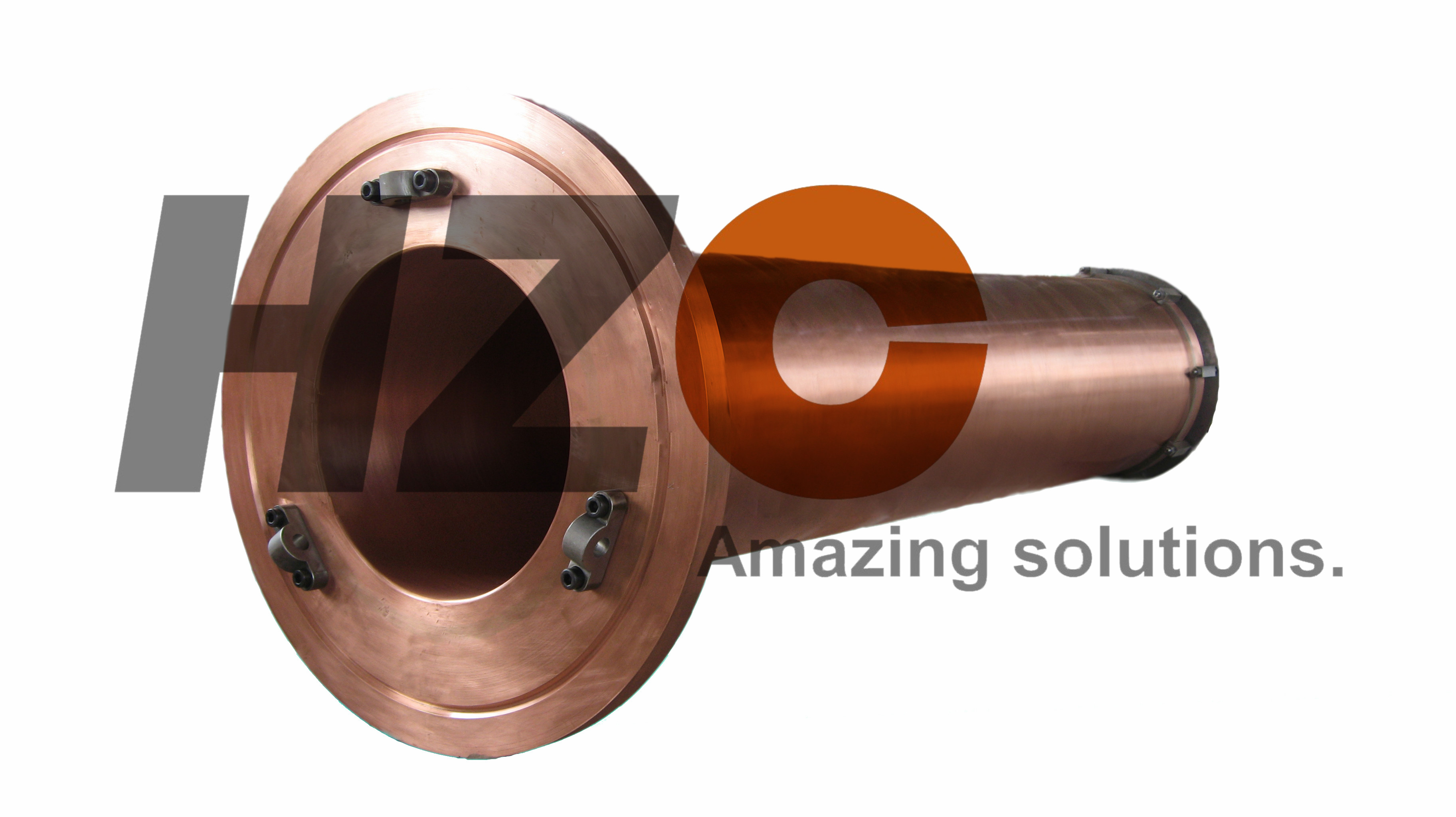 Copper Crucibles for ESR Electroslag remelting (ESR) furnaces