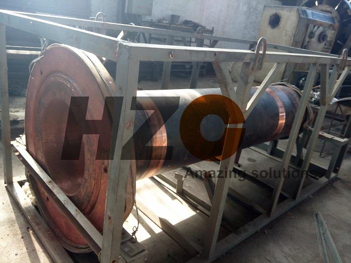 Copper Crucibles for ESR Electroslag remelting (ESR) furnaces