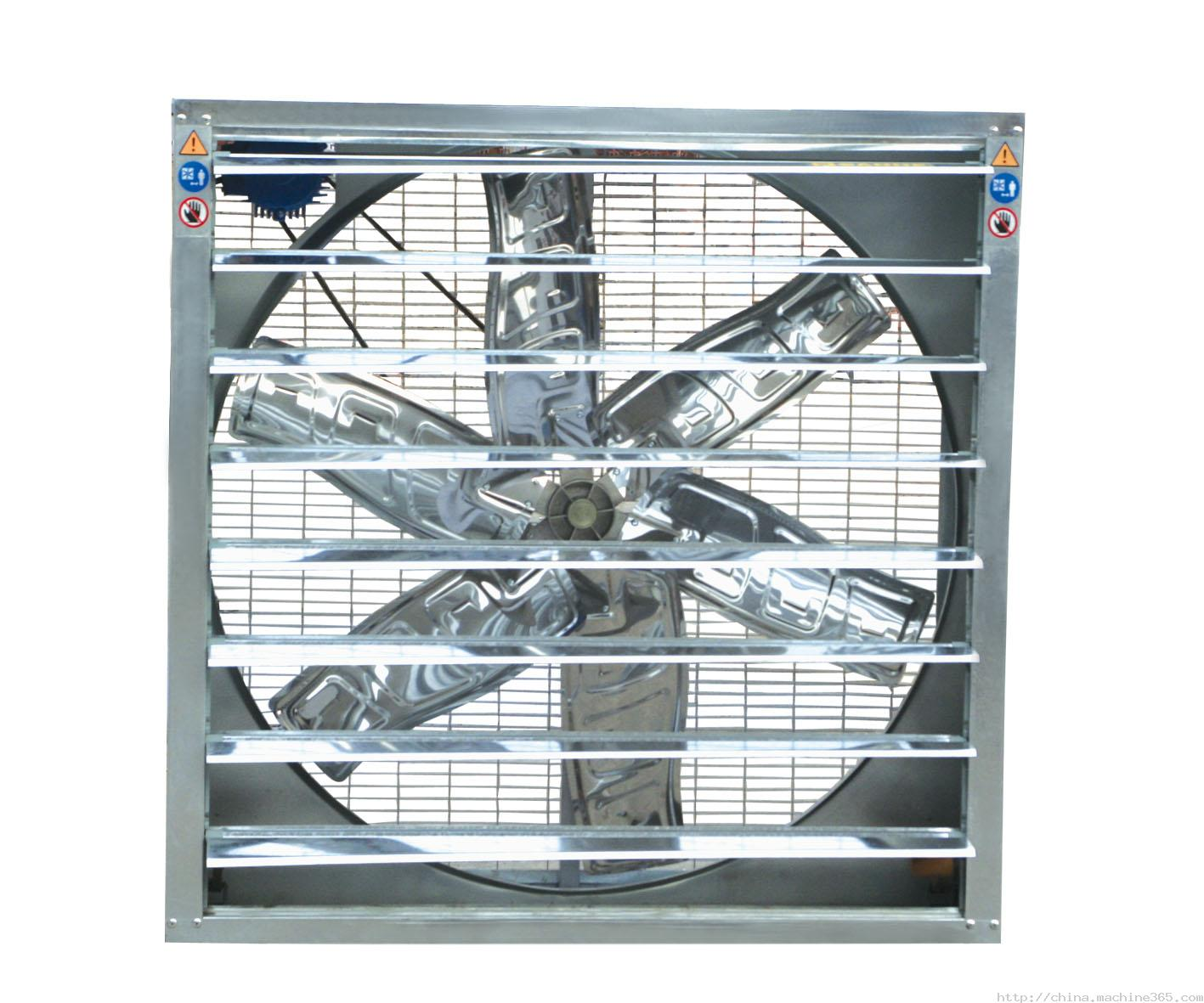 Enclosed area ventilator