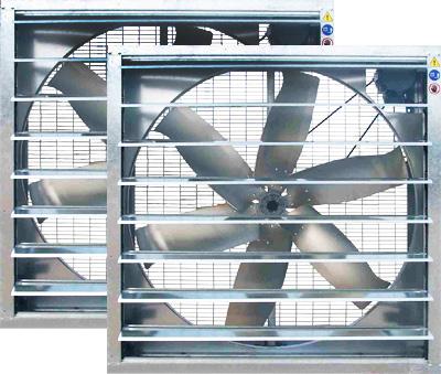 Enclosed area ventilator