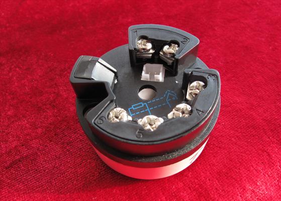 热电偶高精度智能一体化变送器模块--RS485输出型