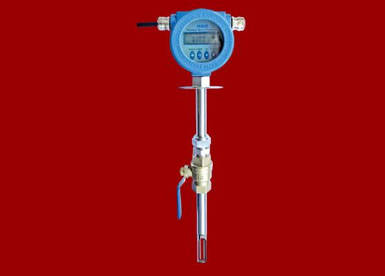 热式气体质量流量计