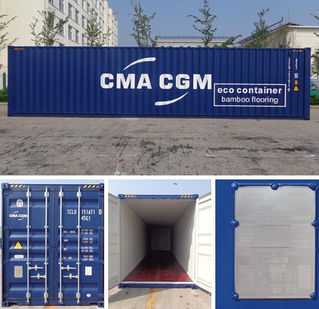 Детали контейнера