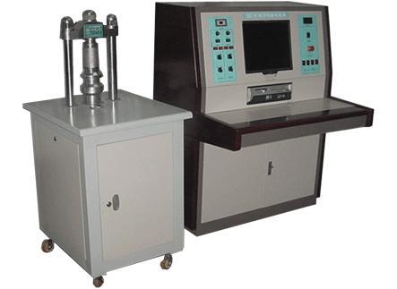 Проверочная установка индикатора динамометра типа TBD