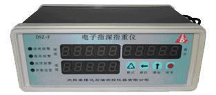 Электронный весо-глубиномер типа DSZ