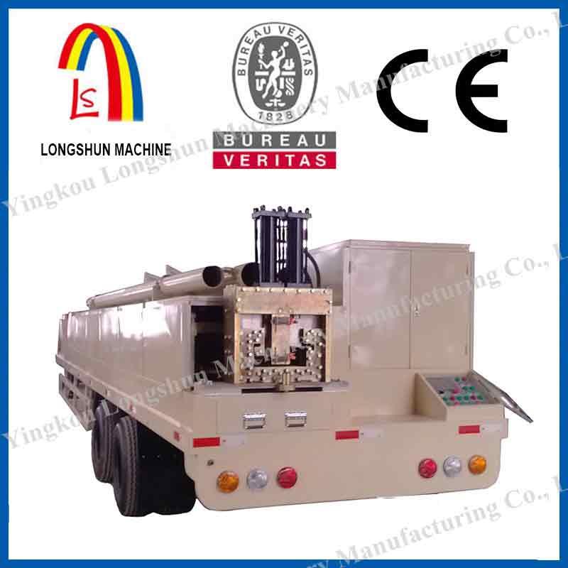 Оборудование для строительства бескаркасных арочных сооружений LS-600-305(LS-120)